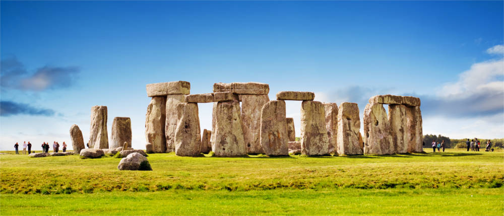 Stonehenge in Southern England