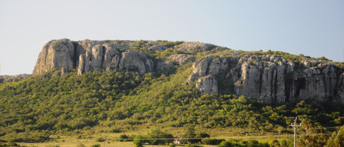 Mountains in Uruguay